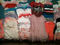 Girls clothing bundle 7-8 years spring and summer