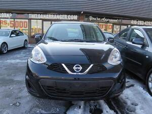 2015 Nissan Micra Cambridge Kitchener Area image 2