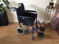 Wheelchair Invacare Alu Lite