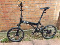 DAHON GROOVE D8 Semi Folding Bike