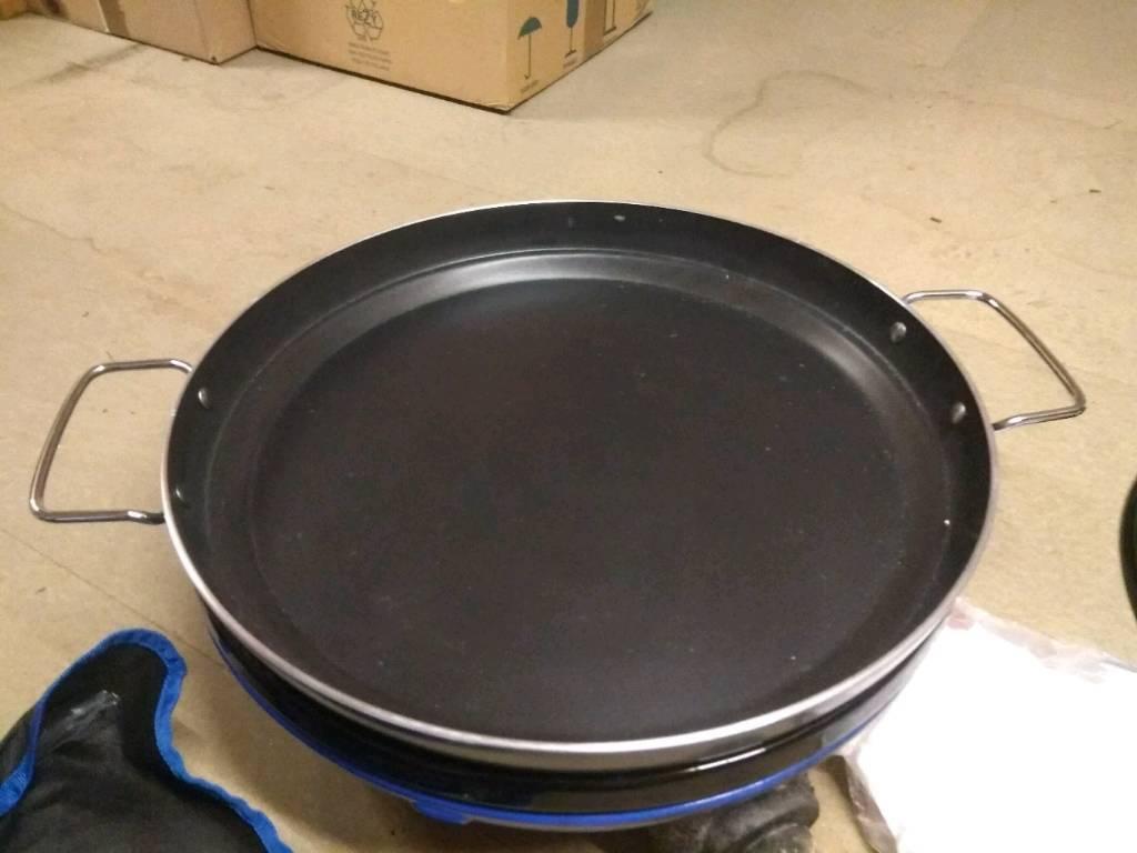 Cadac Paella Pan 47 Cm.Cadac Carry Chef Paella Pan 47cm In Beccles Suffolk Gumtree