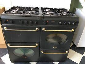 Range 8 hob gas cooker belling