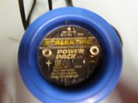 Scalectric power pack 13 volt output