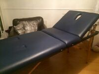 Beauty Therapy couch :massage bed