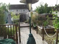 patio/garden heater