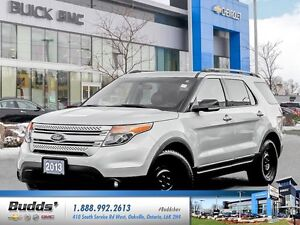 2013 Ford Explorer XLT SAFETY AND E-TESTED