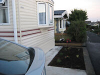 Residential Park Home in Cornwall for under £45,000
