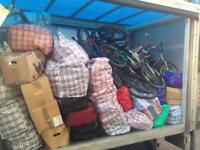 OFFICE CLEARANCE HOUSE CLEARANCE FURNITURE CLEARANCE MAN AND VAN LARGE VAN WESTE REMOVALS RUBBISH