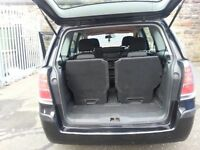 VAUXHALL ZAFIRA 2007++7 SEATER FULL YEAR MOT EXCELLENT CONDITION