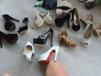 Sexy Selection worn high heels 4