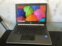 """HP Model 14-dg0001tu 14"""" Laptop comes with charger. A* Condition"""