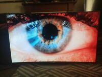 LG OLED 55inch Curved Smart 3D TV, 2 Remote, Model No. 55EC930V