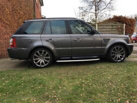 Range Rover sport supercharged 4.2 v8