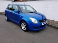Suzuki swift GL years mot cheap to insure low miles