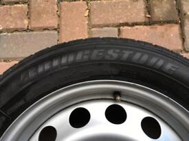 Mini BMW winter wheels 195/60/R16
