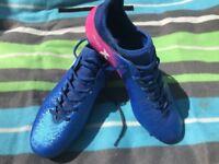 Adidas football boots 16.3 X - UK 10