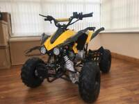 Brand New 110cc 4 Stroke Large Quad bike Atv