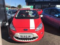 Ford Ka Grand Prix Limited
