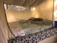 Conway CDL Trailer Tent in the excellent condition