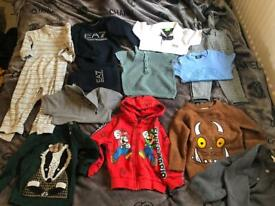 Boys bundle 18-24 month