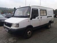 LDV Convoy 2.4 dt 75 3.1t City CAMPER CONVERSION++BARGAIN!! 2005 Panel Van
