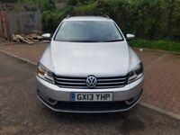 2013 Volkswagen Passat 1.6 TDI BlueMotion Tech S 5dr Manual @7445775115