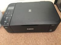 Canon Pixma MG 4250 Print/Copy/Scan -Used purchased Jan 2018