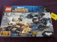Lego DC Superhero Sets