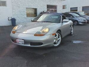 1997 Porsche Boxster Boxster ONLY 84,000 kms no accidents