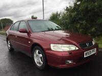 HONDA ACCORD 2.0 VTEC **1 OWNER FROM NEW**LEATHER INTERIOR** GREAT CONDITION**