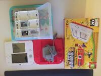 Nintendo 2Ds bundle hardly used brand new condition