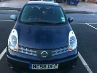 NISSAN NOTE car in good condition