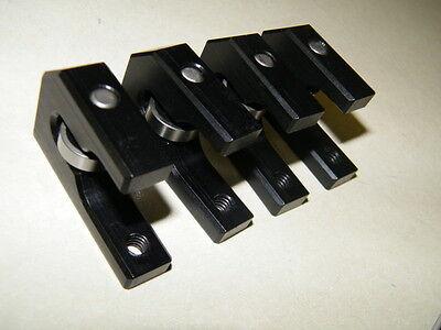 Fadal Door Rollers Cnc Vmc15 Vmc20 3016 4020 6030 8030 Vmc Set Of 4