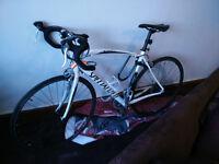 Specialized Allez SPORT Road Bike + Accessories