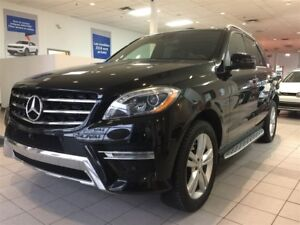 2015 Mercedes-Benz M-Class ML350 BlueTEC DIESEL NAVIGATION 4MATI