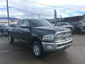 2014 Ram 2500 Laramie Crew Cab Long Box