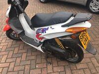 Honda 50cc x8rx