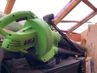 Handy leaf blower