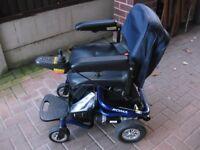 Roma Medical Reno II Powered Electric Wheel Chair