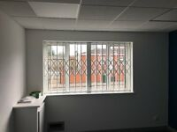 Domestic, Commercial Windows and Doors Security Grilles, Shutters, Retractable Grille