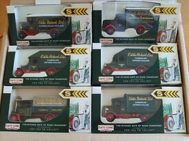 Eddie Stobart diecast 6 pack collection ( not been out of the box ).