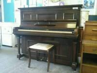 Crocker upright piano