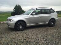 BMW X3 Sport Tiptronic Auto 4x4 (Immaculate condition)