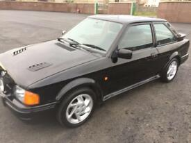 Ford escort rs turbo