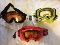 Oakley goggles new condition
