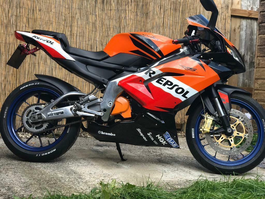 Aprilia SX 125 - MOTOSROCHAT