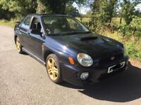 Subaru Impreza Bugeye WRX replica 2.0 GX 109,000 miles