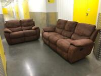 DFS recliner sofa set, Free delivery