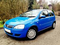 IMMACULATE VERY RELIABLE CORSA. WELL KEPT. LOW MILEAGE. LONG MOT. LOVELY TO DRIVE