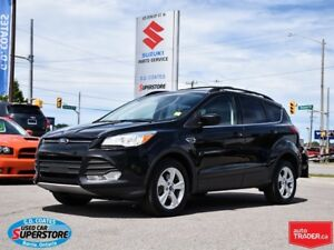 2013 Ford Escape SE AWD ~2.0L EcoBoost ~Navigation ~Leather